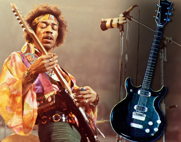 was jimi hendrix s guitar stolen the musicton post. Black Bedroom Furniture Sets. Home Design Ideas